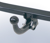 Towbar rigid