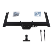 GDW Towing hitch incl. electrical set 13pins specific + adapter