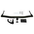 Westfalia Towbar detachable Towball inserted from below