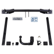 Brink Towbar detachable incl. electrical set 13pins specific + adapter