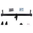 Westfalia Towbar detachable incl. electrical set 7pins specific