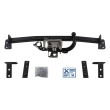 Brink Towbar retractable incl. electrical set 7pins specific