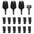 Thule lock set 4512 for all Thule products