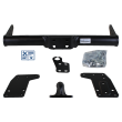Westfalia Towing hitch incl. Westfalia electrical set 13pins specific
