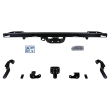 Westfalia Towing hitch incl. Trail-Tec electrical set 7pins universal