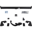 Brink Towbar detachable incl. electrical set 13 pins specific