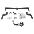 GDW Towbar detachable incl. electrical set 7pins specific