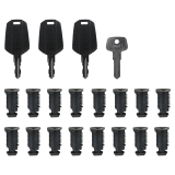 Thule lock set 4516 for all Thule products