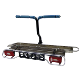 Rear carrier Allround for moped