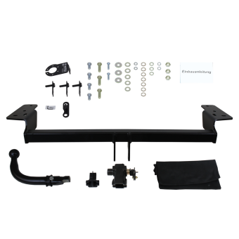 AUTO-HAK Towbar detachable incl. electrical set 13pins specific + adapter