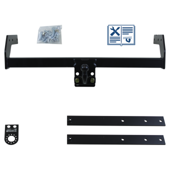 AUTO-HAK Towing hitch incl. Trail-Tec electrical set 7pins specific
