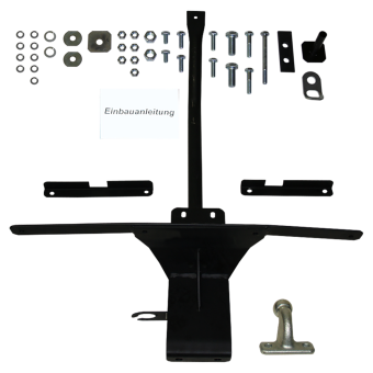 GDW Towing hitch incl. Trail-Tec electrical set 7pins universal