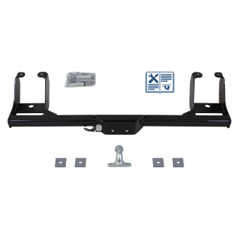 Brink Towing hitch incl. electrical set 7pins specific