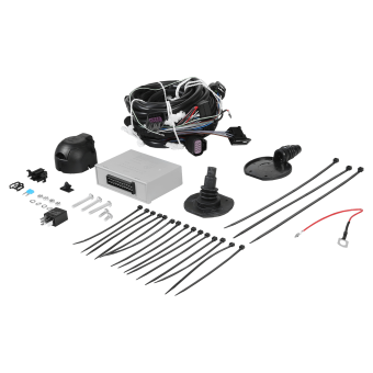 Oris Towing hitch incl. Trail-Tec electrical set 7pins specific