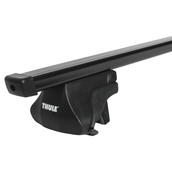 Roof Rack Thule Smartrack For Renault Clio Iv Year Of Make