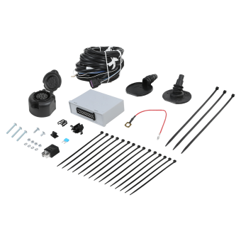 Trail-Tec Electrical set 13 pins Top Tronic specific