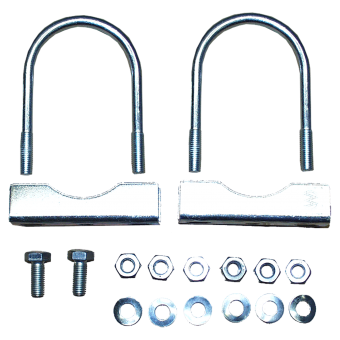 Bracket fixing for clamp mounting