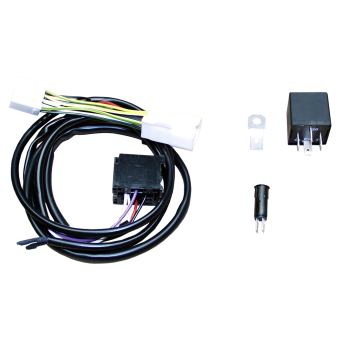 Relay with 8 pole adapter