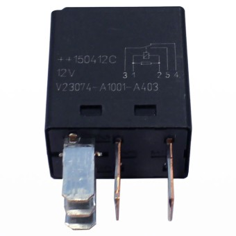 Mini changeover relay 5-pin