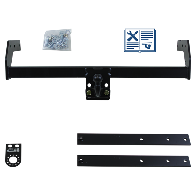 AUTO-HAK Towing hitch incl. electrical set 7pins specific