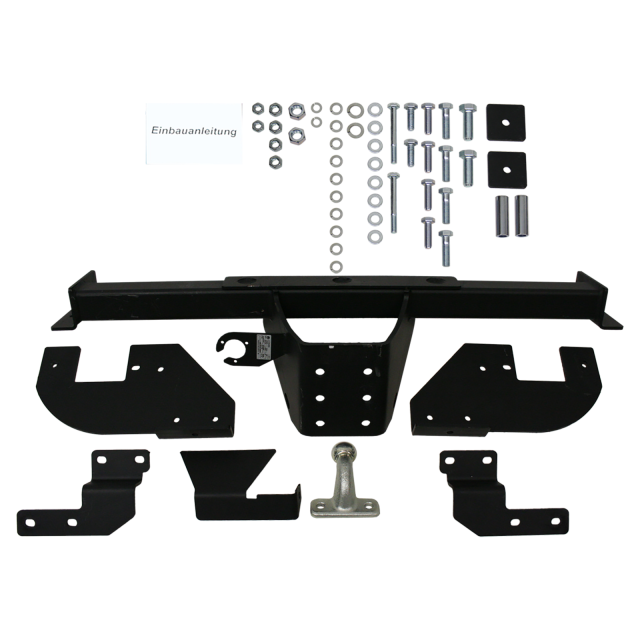 GDW Towing hitch incl. electrical set 7pins universal
