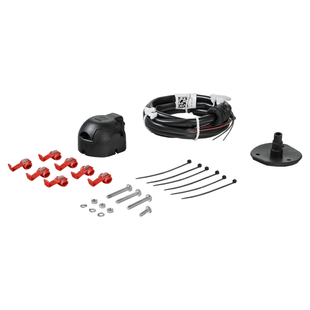 Trail-Tec Electrical set 7 pins without indicator monitoring universal