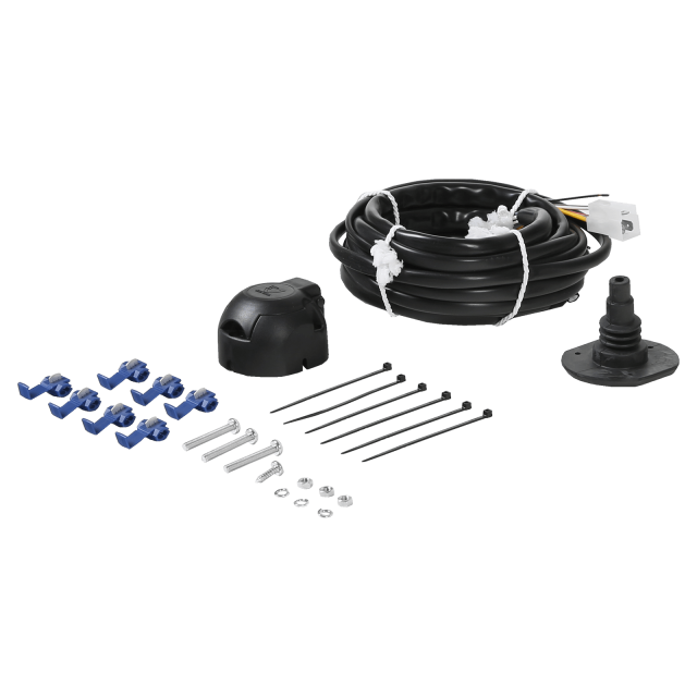 Trail-Tec Electrical set 13 pins without indicator monitoring universal
