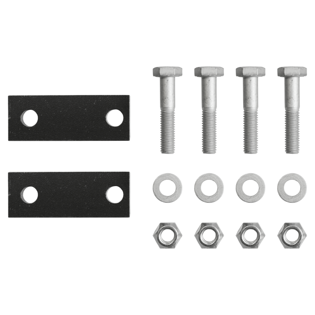 Distance plate for ball head