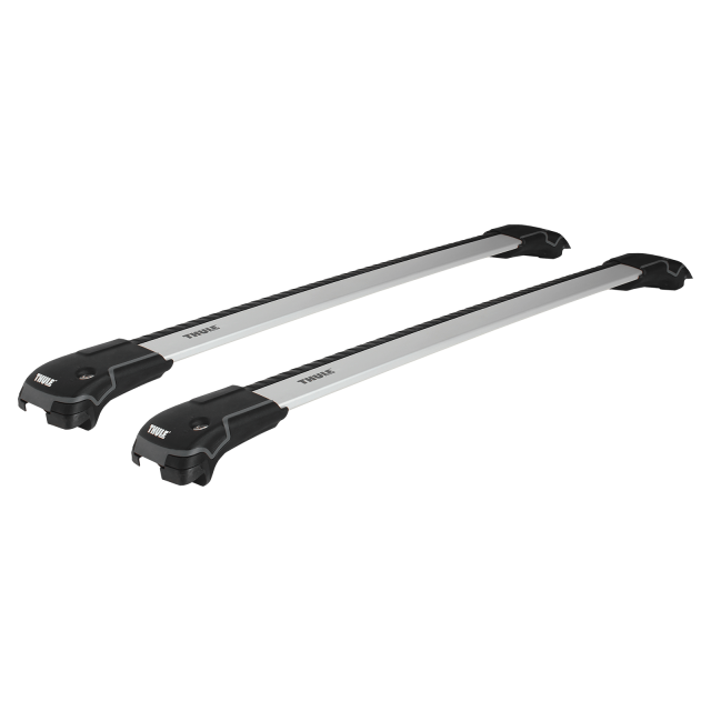 roof rack thule wingbar edge for ford kuga ii year of make. Black Bedroom Furniture Sets. Home Design Ideas