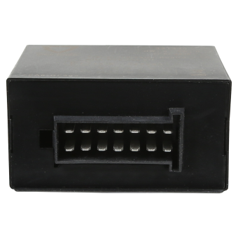 Module for trailers with LED lights without series resistor