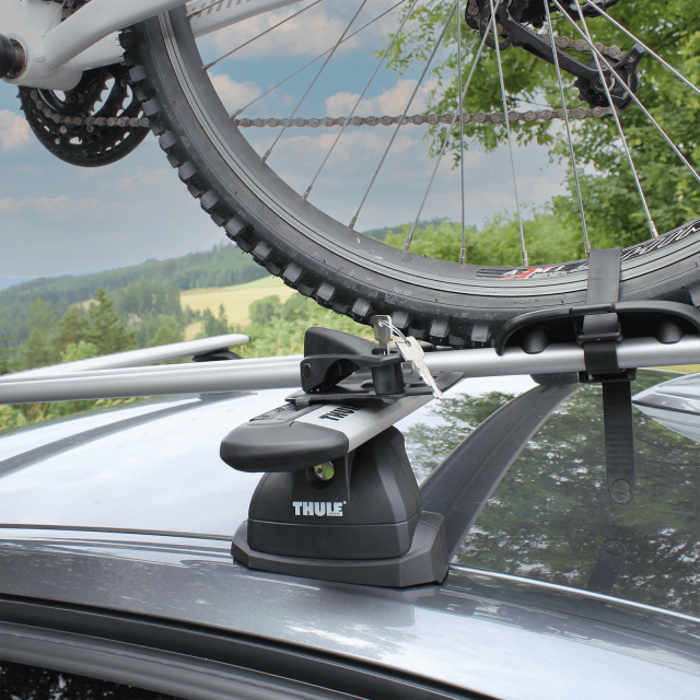 Roof bike carrier Thule Free Ride 532
