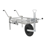 Tailgate carrier/load cart Heli