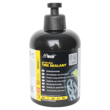 Sealing gel refiller for airMAN flat tyre set