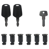 Thule lock set 4506 for all Thule products