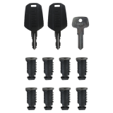Thule lock set 4508 for all Thule products