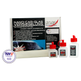 Car glass sealing 2-component-system, for car windows