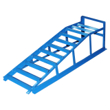 Loading ramp tyre contact area 21,5cm