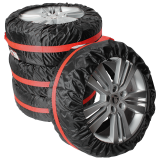 Tyre bag 4 Wheel-Cover, to store your wheels in clean condition