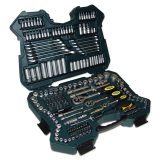 Professional toolbox 1/4 , 3/8 and 1/2 inch 215-part