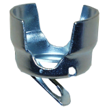 Plug holder galvanized