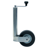 Support wheel 300 kg 60 mm diameter