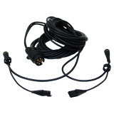 Cable set 7 pole with bayonet coupling