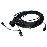Cable set 13 pole with bayonet coupling