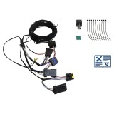 Extension kit for vehicles without preparation or with Start/Stop function