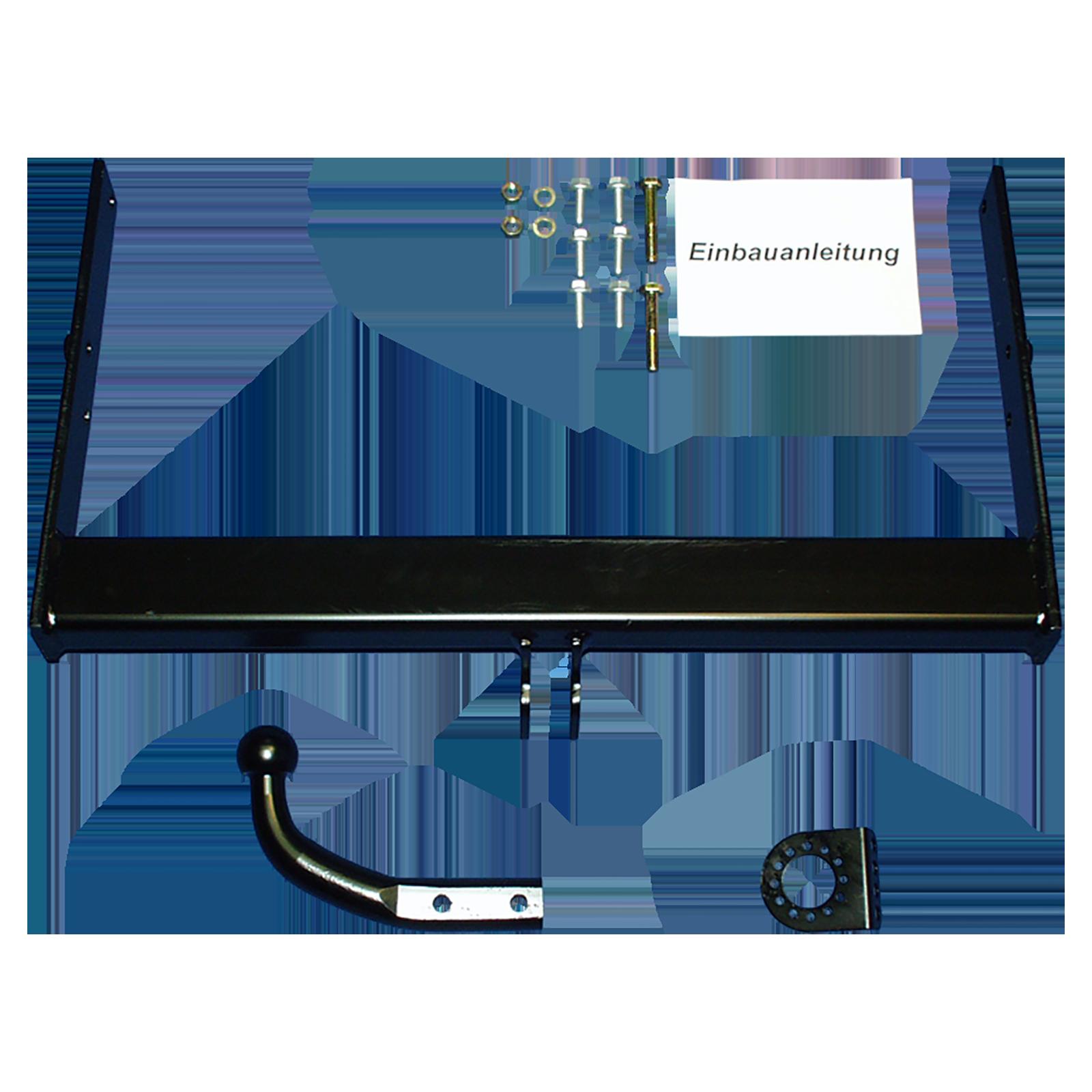 bosal towbar rigid incl  13 pin e-set