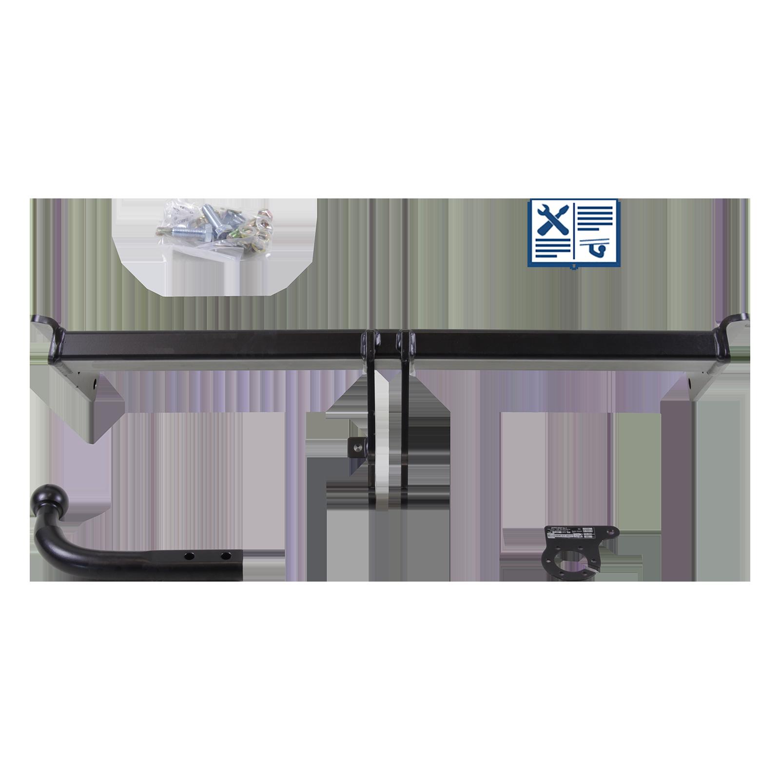 VOLVO V60 I AUTO-HAK Towbar Rigid Incl. 7 Pin E-set