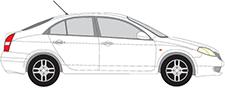 PRIMERA Hatchback (P12)