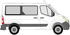 NV400 Bus (X62, X62B)